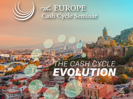 ИТОГИ EUROPE CASH CYCLE SEMINAR, ПРОШЕДШЕГО В ТБИЛИСИ